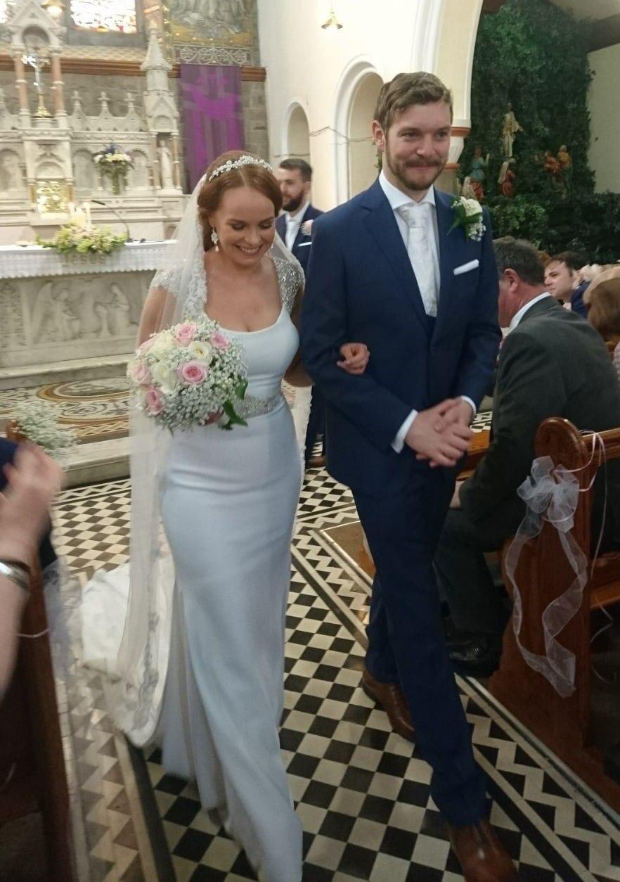 Pronovias Olimpia Wedding Gown