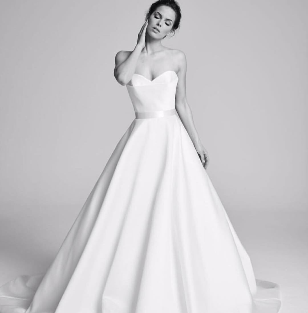 Vintage Wedding Dresses Dublin: Suzanne Neville Elegance Dress