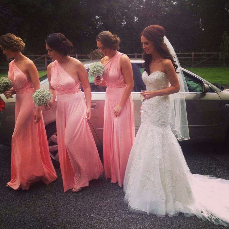 Madeline Gardner Wedding Gowns: Madeline Gardner 38012 Elegant Lace Fitted Gown