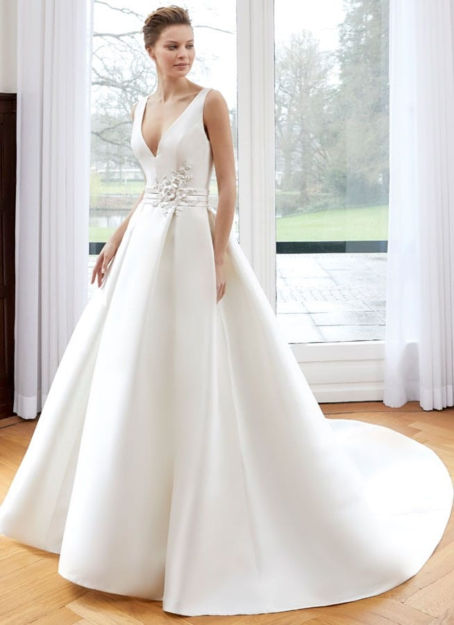 Modeca Alexia Wedding Gown from the 2018 Collection