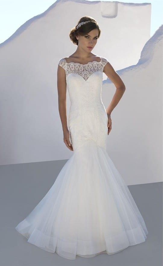 Mark Lesley 7235 Wedding dress