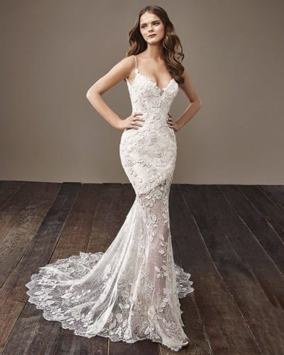 Badgely Mischka Blair – New wedding dress