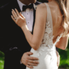 Elizabeth Fillmore Freesia Gown