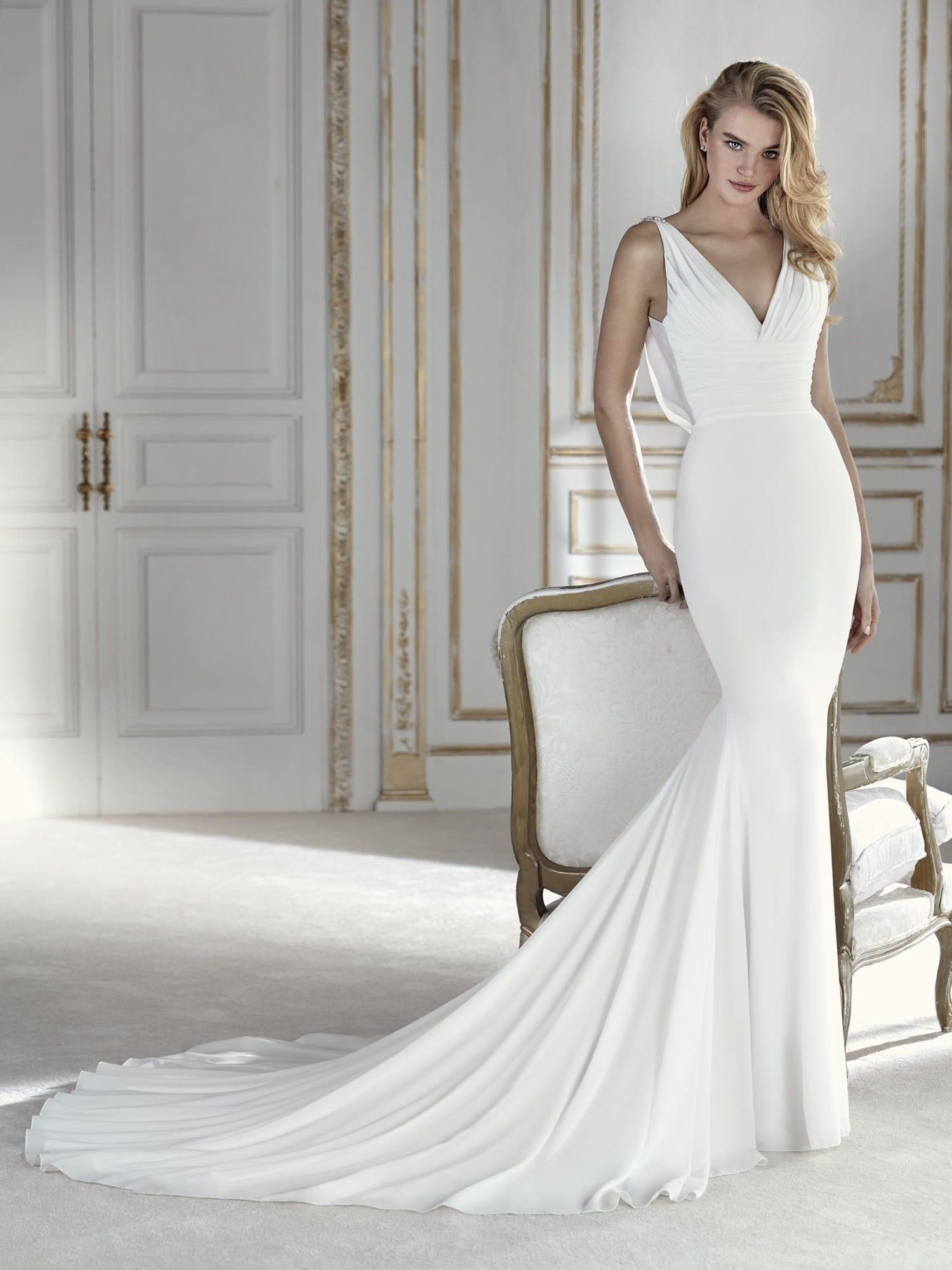 La Sposa Palpito – light and elegant dress