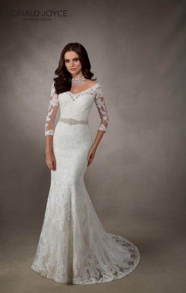 Ronald Joyce Alanna 69107 Wedding Dress