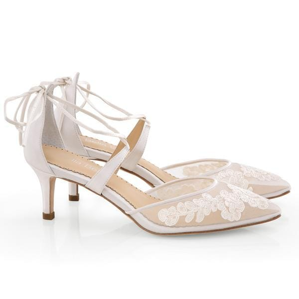 Bella Belle Wedding Shoes