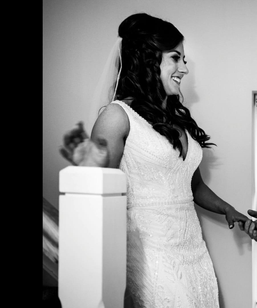 Wedding Gown Australia: Embellished Bridal Gown (Boho