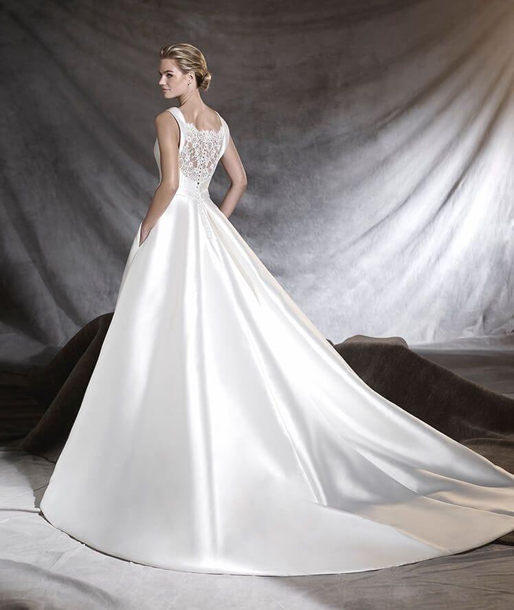 Pronovias Otilia Wedding Dress