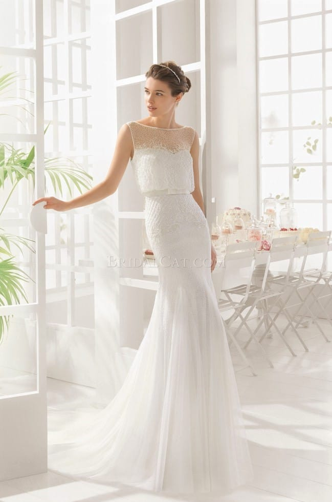 Aire Barcelona Mael Gown