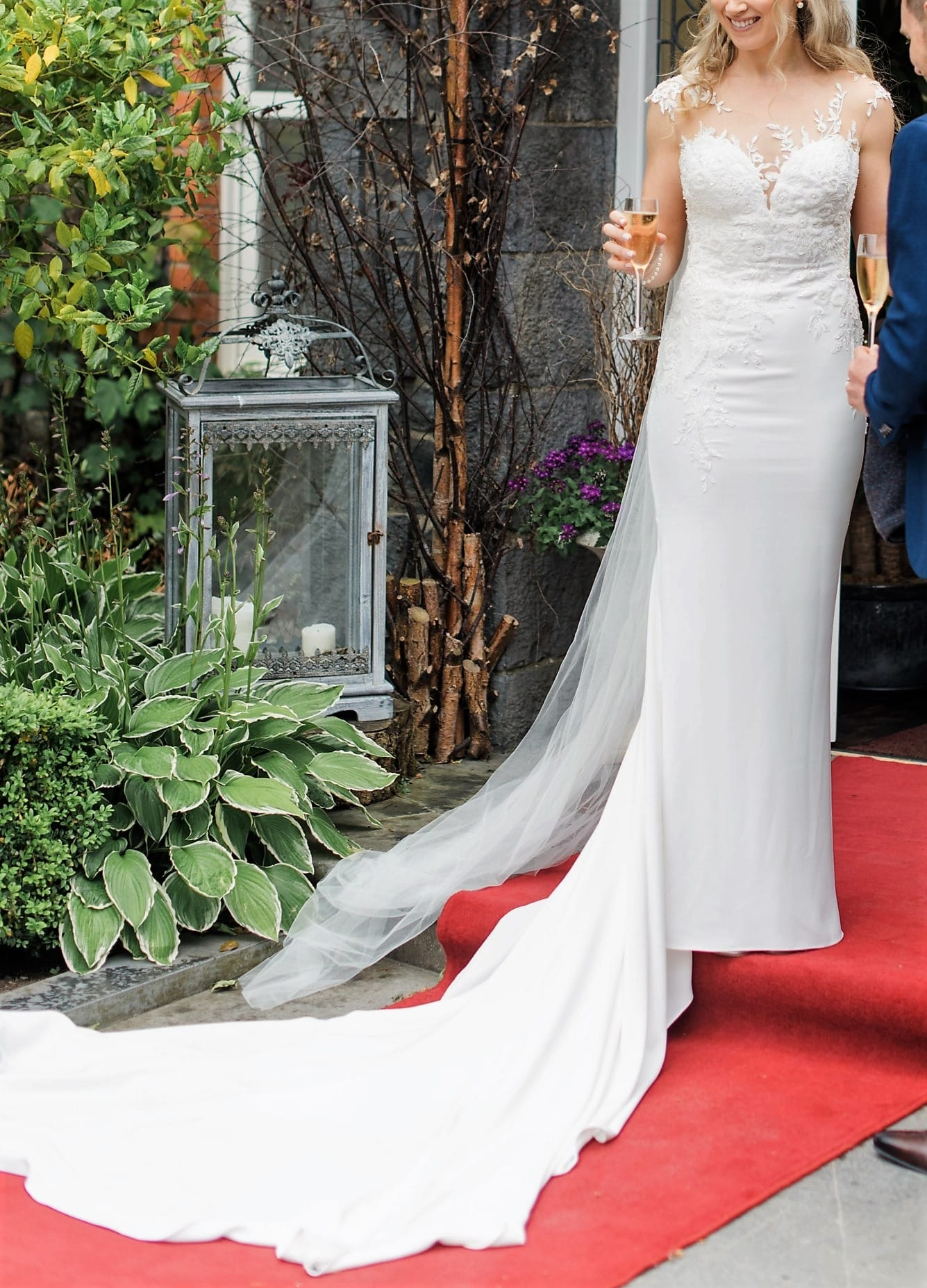 Dando London Adoring Gown Sell My Wedding Dress Online