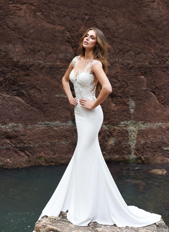 65b11b7bec58 Dando London Adoring Gown - Sell My Wedding Dress Online