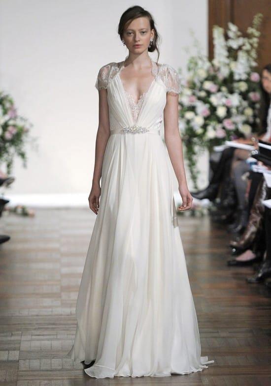 Jenny Packham Dentelle Gown