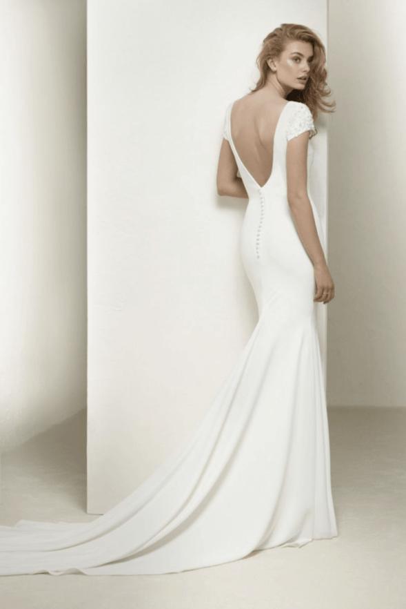 Pronovias Dralan Wedding Dress 3 Sell My Wedding Dress Online