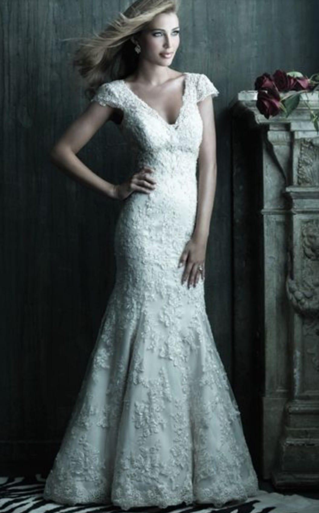 Allure Bridal C207 wedding dress