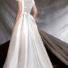 Pronovias Otelo Elegant Winter Wedding Dress