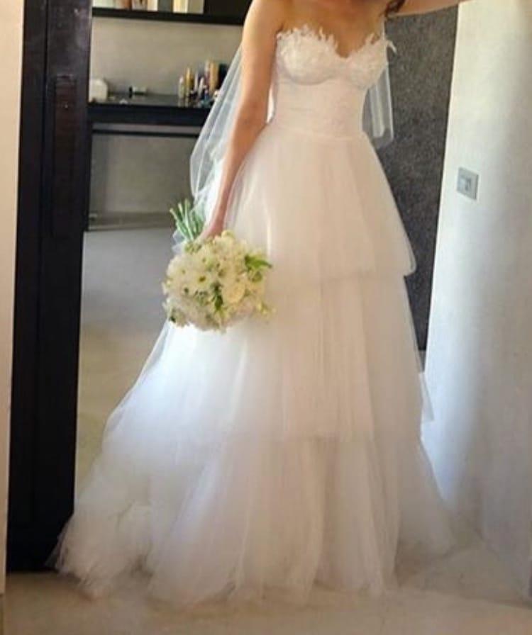 Karen Willis Holmes Matilda Bridal Gown