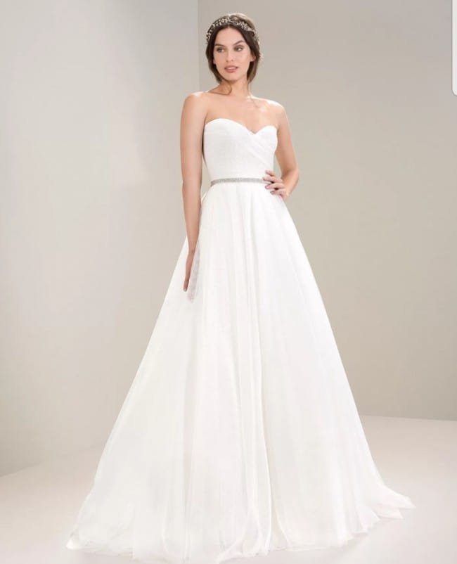 Jesus Peiro 6071 – Beautiful Light Summer Wedding Dress