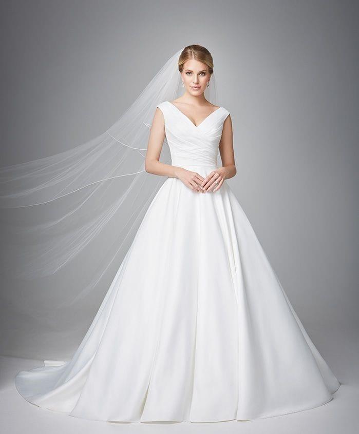 Anna Sorrano Bespoke Tara Wedding Dress