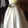 Classic Pronovias Barcaza Wedding Dress
