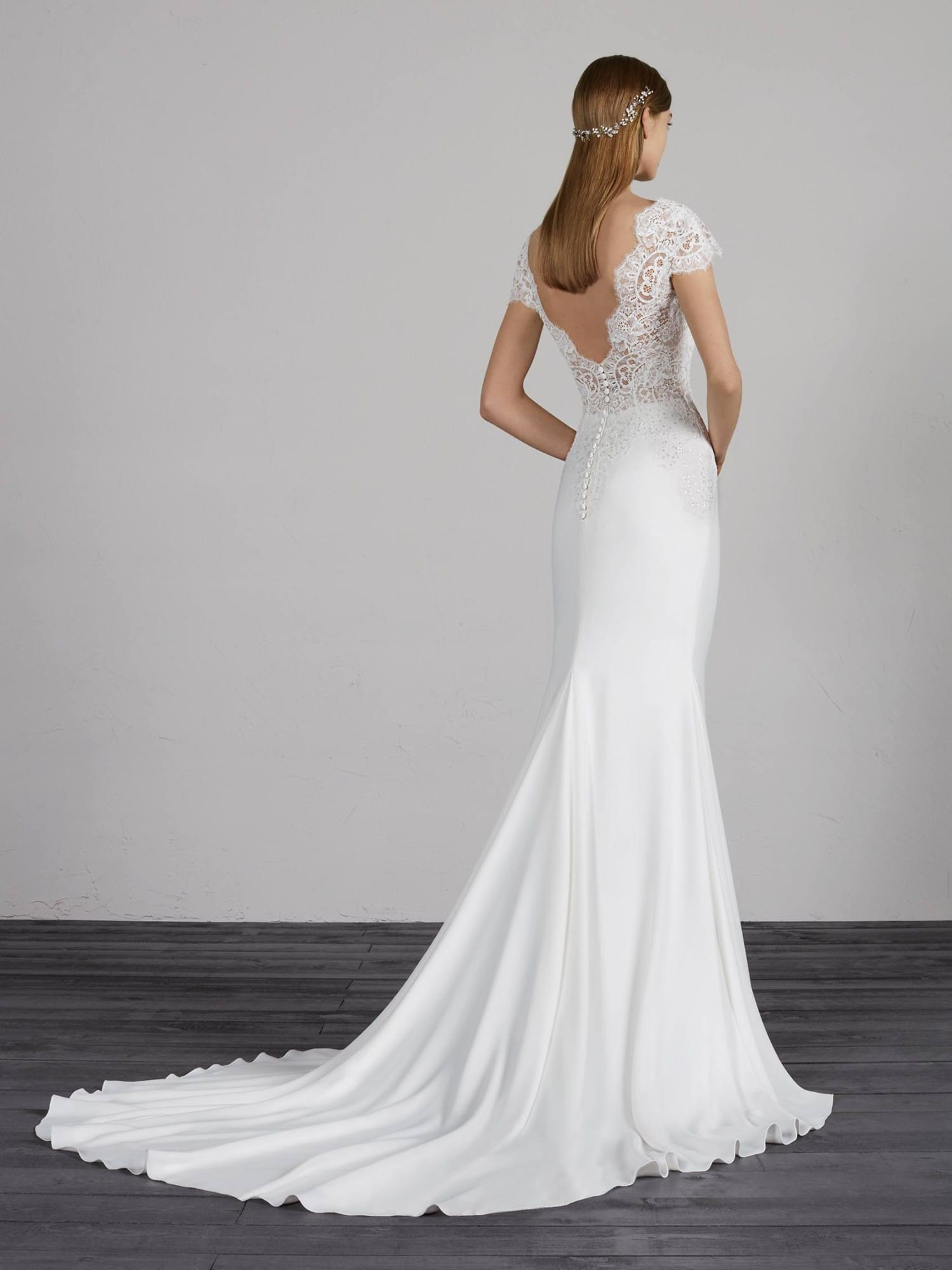 Pronovias Milady Gown Sell My Wedding Dress Online