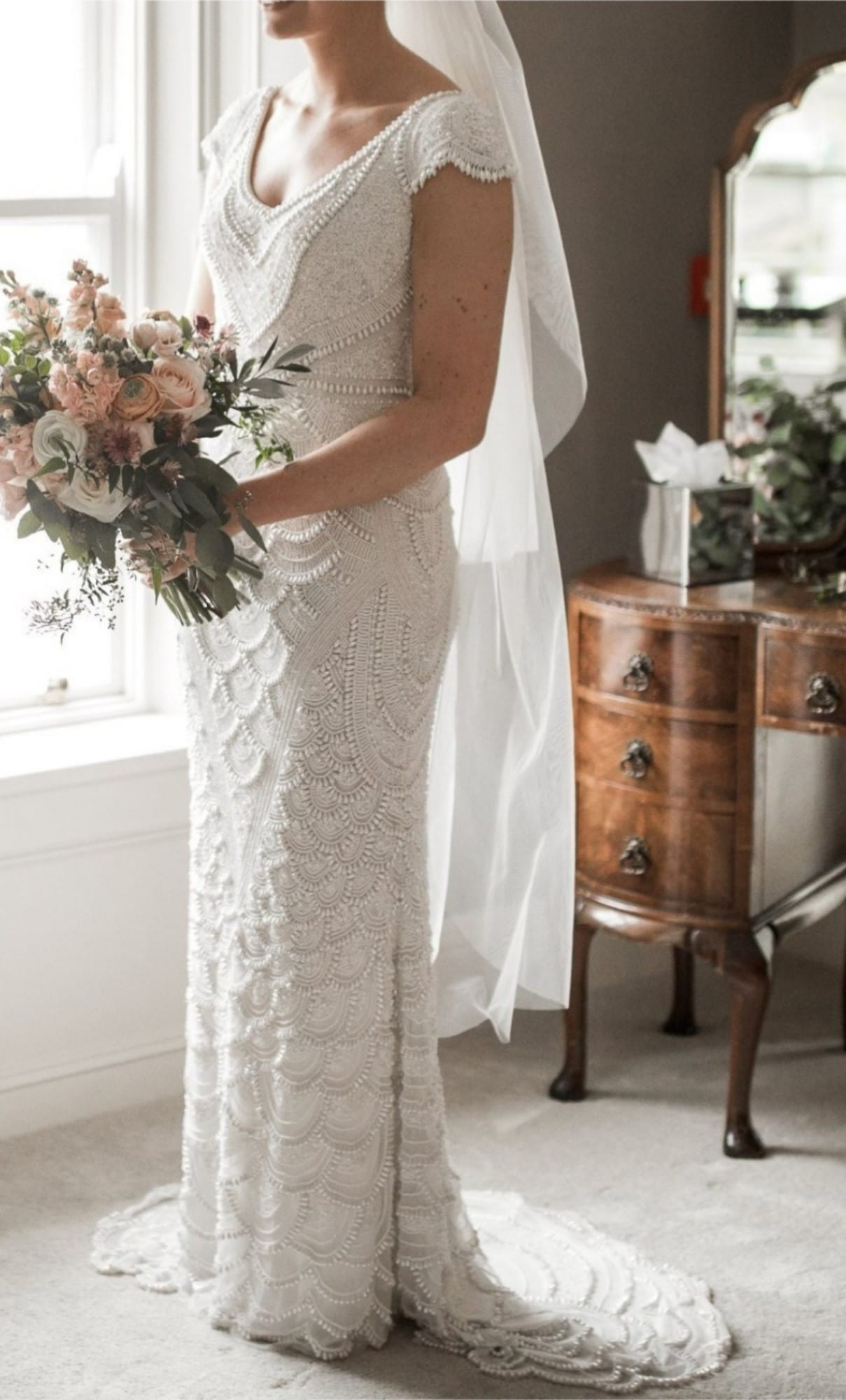 Theia Couture Serena Gown By Don O Neill Sell My Wedding