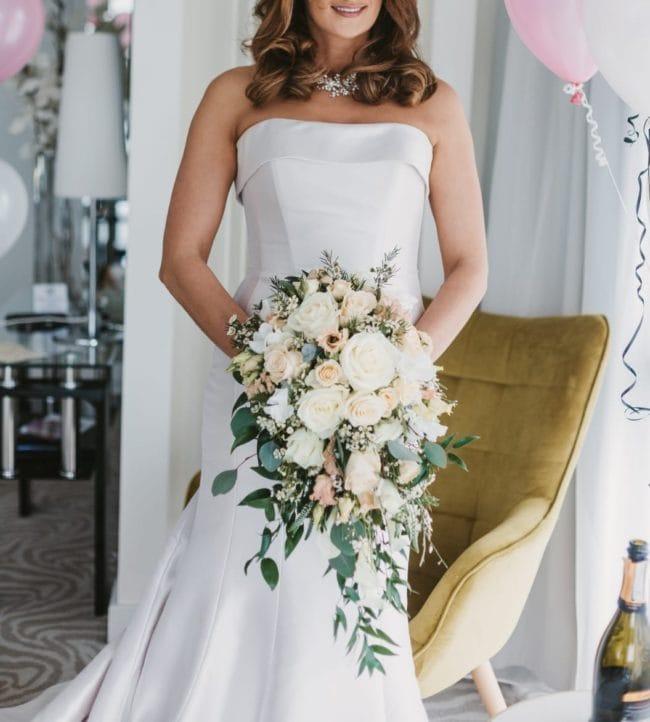 Allure Bridal 9514 Wedding Dress D