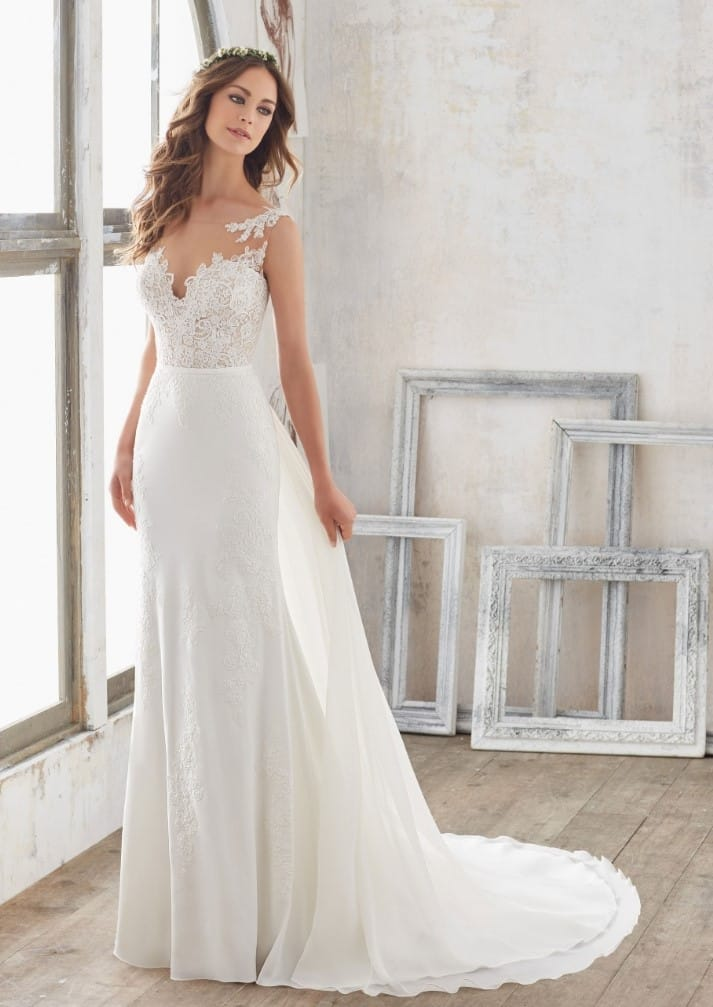 Morilee by Madeline Gardner Marisol Wedding Dress