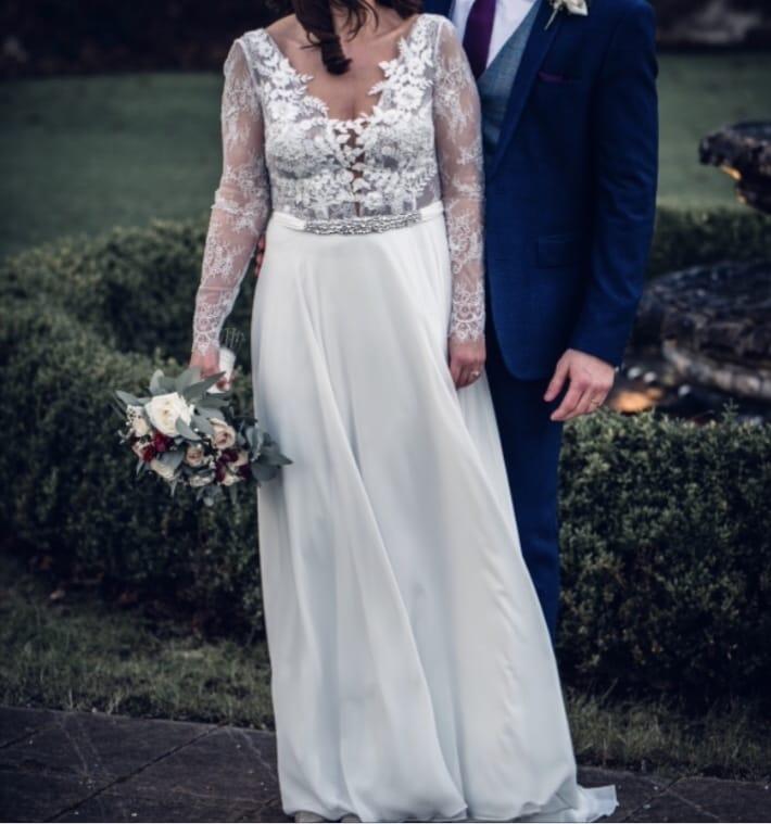 Anna Georgina Annocha Gown