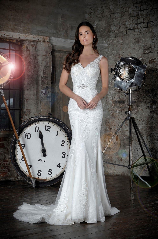 Margaret Moreland Florence Wedding dress