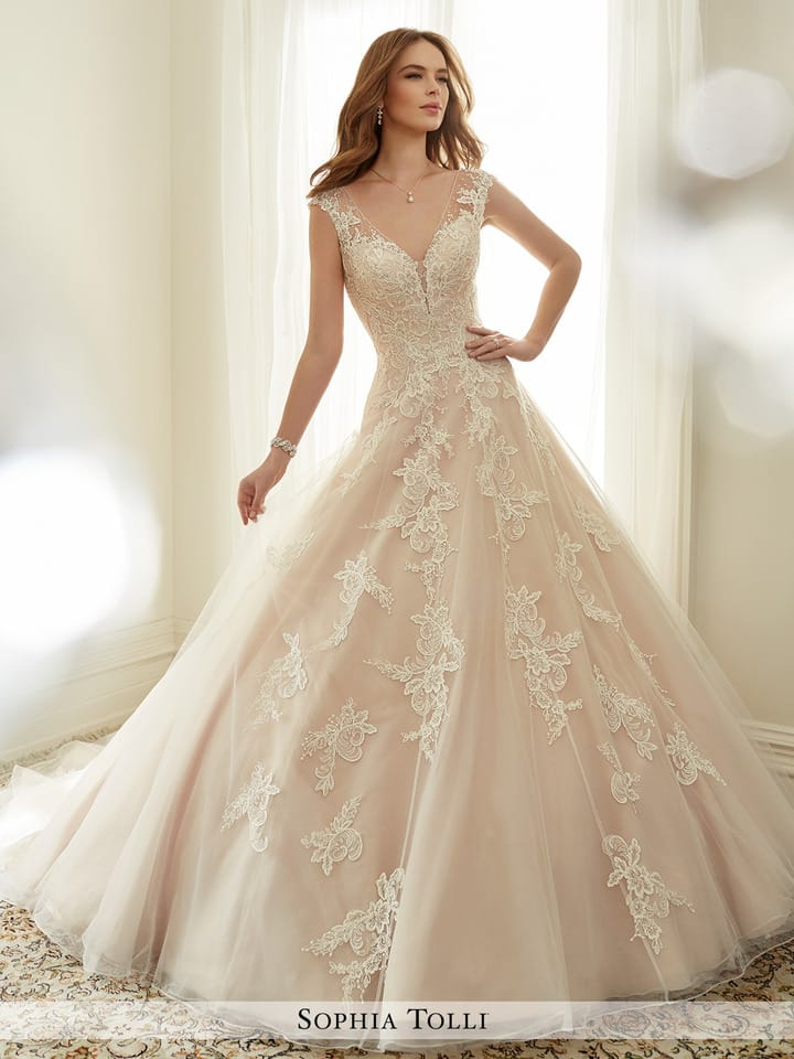 Sophia Tolli Estelle Wedding Dress