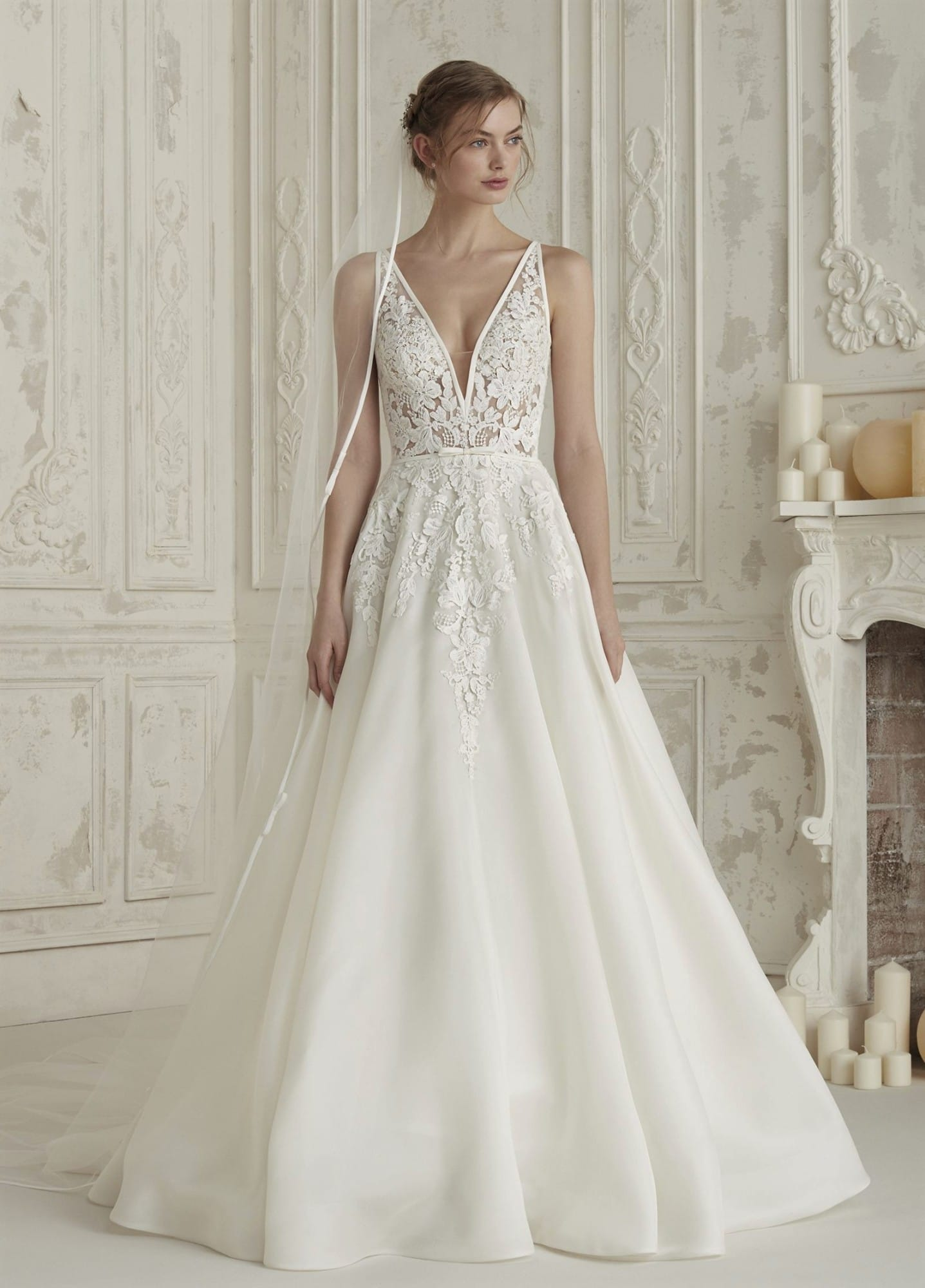 Pronovias Elis Wedding Dress 2019