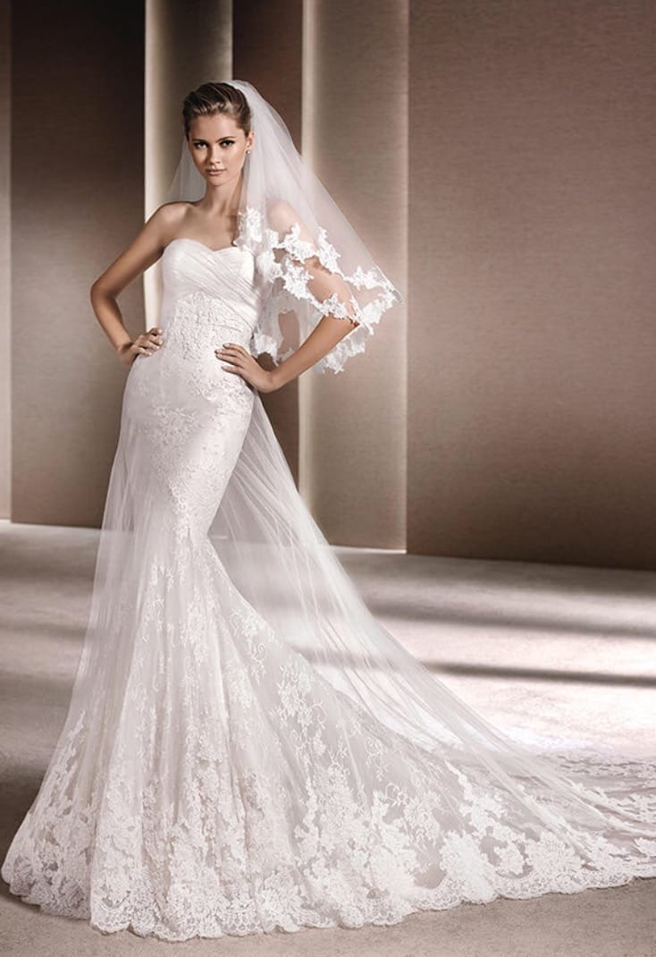 La Sposa Denia Wedding dress