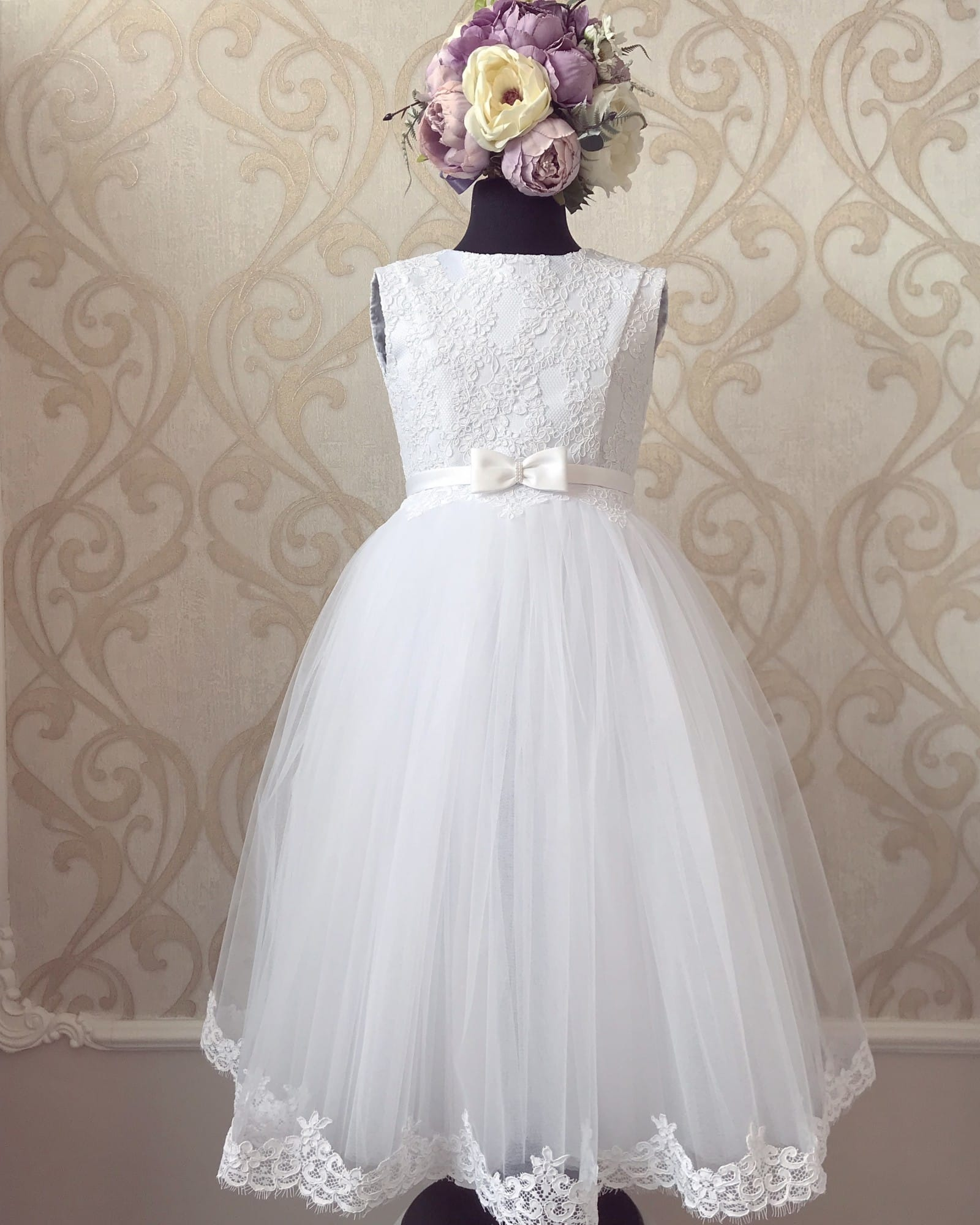 Flower Girl Dress / Communion Dress