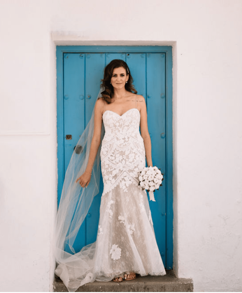 Le Papillon by Modeca Emma Weddding Dress