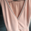 Special Day Pale Peach Bridesmaid Dresses x 3