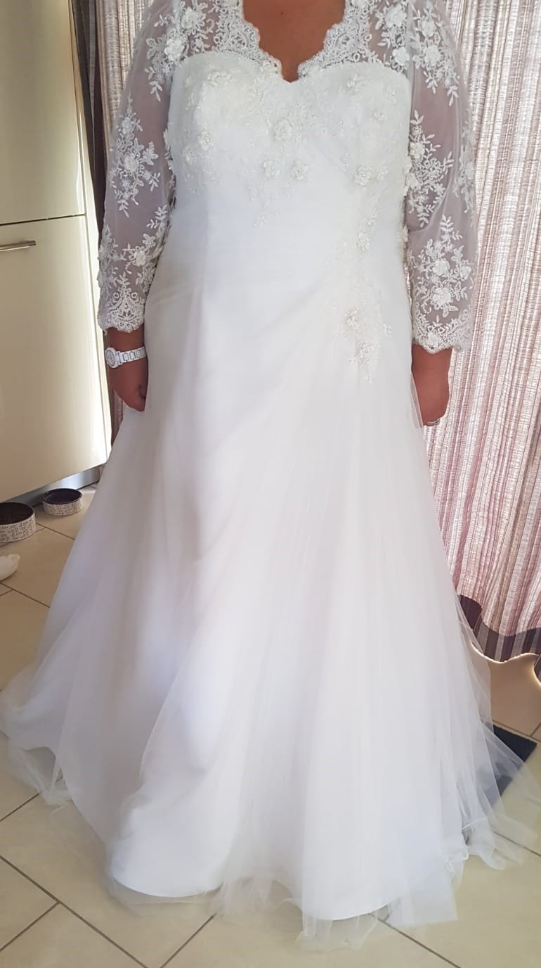 Callista Canaletto Wedding dress