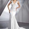 Le Papillon by Modeca Blue Wedding Dress