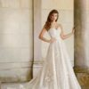 Martin Thornburg for Mon Cheri Coda wedding dress