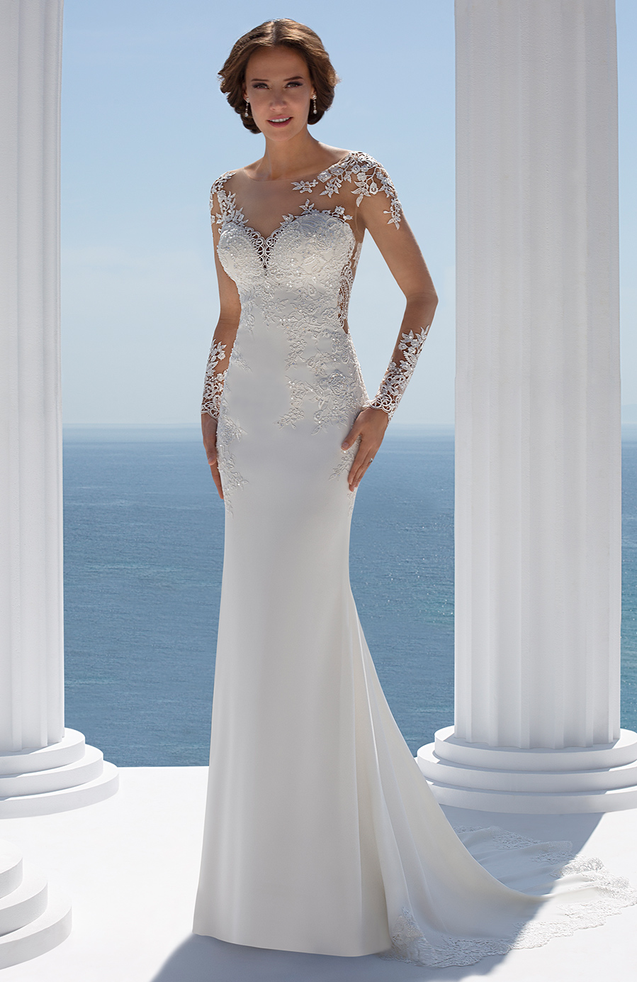 Mark Lesley 7330 Wedding Dress