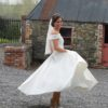 Loulou Callie 50's Style Wedding Dress