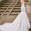 Martin Thornburg for Mon Cheri Silvana Gown