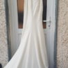 Tamem Michael Couture – A Line Strapless Sweetheart Gown