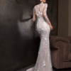 Crystal Design Deli Wedding Dress