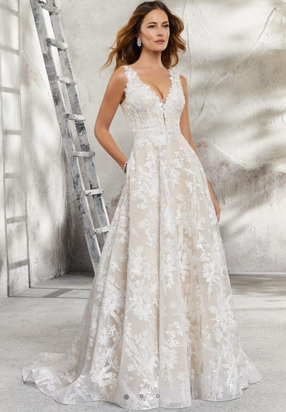 Morilee Lauren Wedding Gown