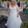 Ronald Joyce Holly Wedding Dress