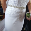 Pronovias Drail Wedding Dress