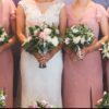 Dessy After Six 6810 Bridesmaid Dresses x 5