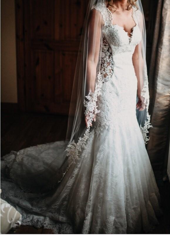 Dando London Hampstead Wedding Dress