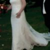 Pre-loved Essense of Australia D586 Lace-up Dress
