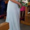 Dresscode Two Powder Blue Full Length Gowns